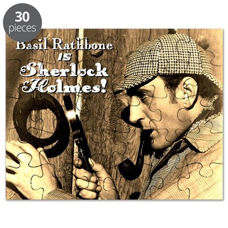 $14.99 Rathbone IS Holmes! Puzzle