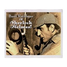 $59.99 Rathbone IS Holmes! Throw Blanket