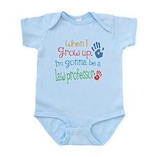 Kids Future Law Professor Infant Bodysuit
