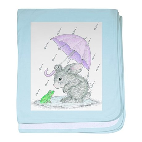HappyHoppers - Bunny - baby blanket