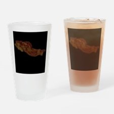 Bacon, Glamour Shot Drinking Glass