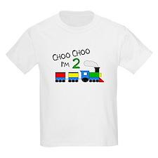 train_choochooim2 T-Shirt