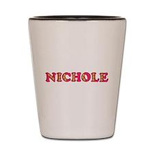 Nichole Shot Glass
