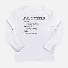 Level2Toddler Long Sleeve T-Shirt