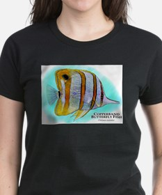 Copperband Butterfly Fish Tee