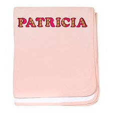 Patricia baby blanket