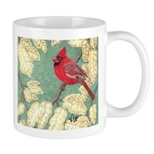 """MALE CARDINAL"" Mug"