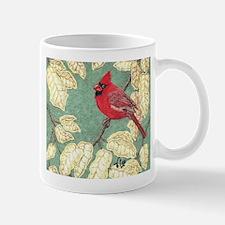 """""""Male Cardinal"""" Mug Mugs"""