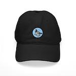 Frillback Pigeon Grizzle Black Cap