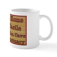 Man Cave Sanctuary Mug