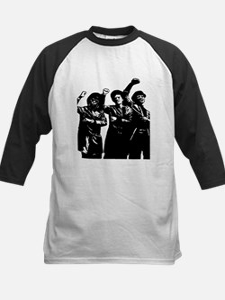 Black Power Baseball Jersey