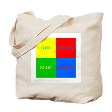 Four Square Tote Bag