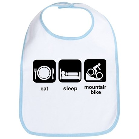 Eat Sleep Mountain Bike Bib