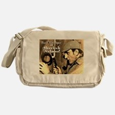 $34.99 Rathbone IS Sherlock! Messenger Bag