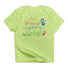 Kids Future Meteorologist Infant T-Shirt
