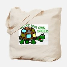 Your Own Speed Tote Bag