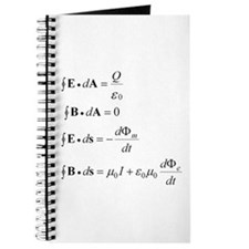 Maxwell's Equations Journal