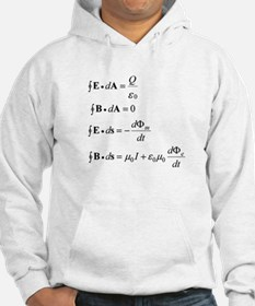 Maxwell's Equations Hoodie