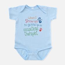Kids Future Occupational Therapist Infant Bodysuit