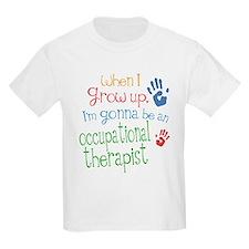 Kids Future Occupational Therapist T-Shirt