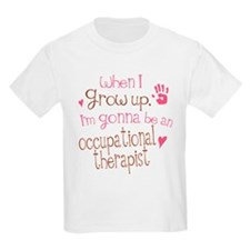 Kids Future Occupational Therapist T-Shirt