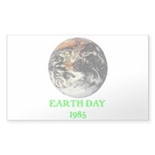 EARTH DAY 1985™ Decal