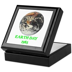 EARTH DAY 1985™ Keepsake Box