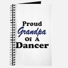 Grandpa of a Dancer Journal