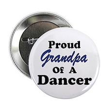 Grandpa of a Dancer Button