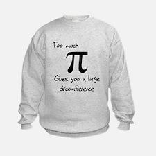 Pi Circumference Sweatshirt