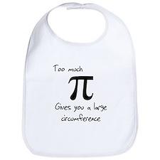 Pi Circumference Bib