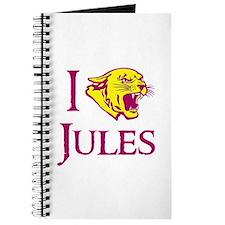 I Love Jules Cougar Town Journal