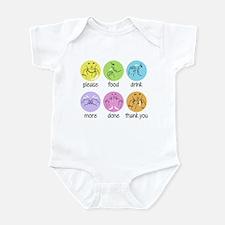 SIGN LANGUAGE Infant Bodysuit