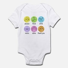 SIGN LANGUAGE Onesie