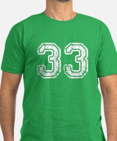Vintage, Larry Bird Fitted Tee