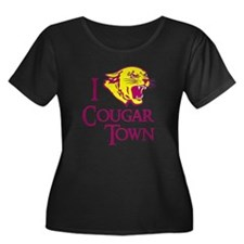 I Love Cougar Town T
