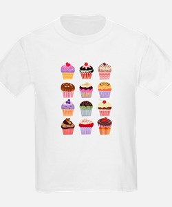 Dozen of Cupcakes T-Shirt