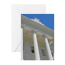 Sacramento Pillars Greeting Cards (Pk of 10)