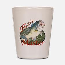 Bass master Shot Glass