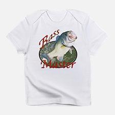 Bass master Infant T-Shirt