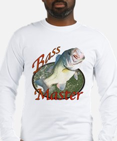 Bass master Long Sleeve T-Shirt