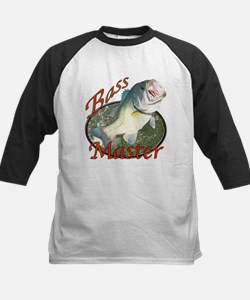 Bass master Kids Baseball Jersey