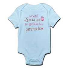 Kids Future Paramedic Infant Bodysuit