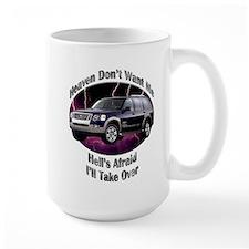 Ford Explorer Mug