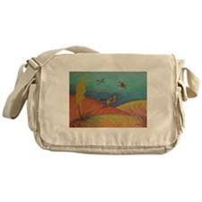 Touch The Sky Messenger Bag