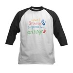Kids Future Park Ranger Kids Baseball Jersey