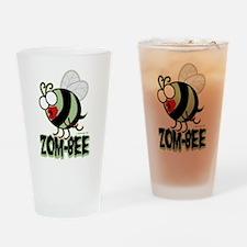 Zom-Bee! Drinking Glass