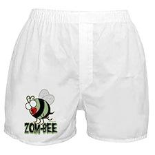 Zom-Bee! Boxer Shorts