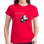 Jew Who Celebrates Christmas Women's Dark T-Shirt