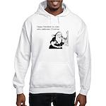 Jew Who Celebrates Christmas Hooded Sweatshirt